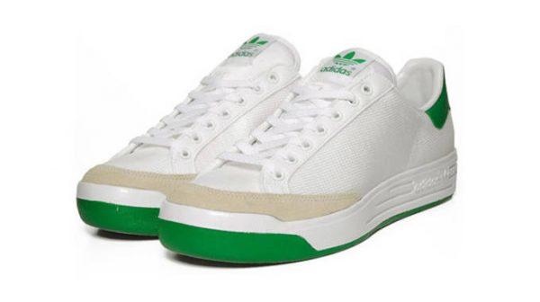 Zapatillas Rod laver Mujer verde 80s 90s Rod Laver