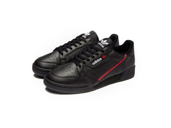 Zapatillas continental-80-negro-hombre