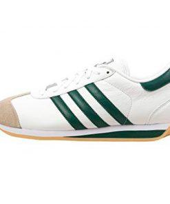 Zapatillas--Country-Clasicas-Retro-Hombre-Blanco-Verde 80s 90s 2020