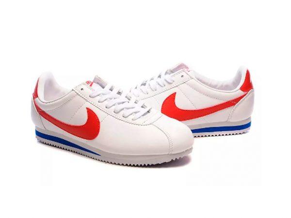 Zapatillas-Nk-Cortez-Borrador-Blanco-Rojo-2020