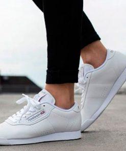 Zapatillas-Rbk Princesa-Blanco-Mujer 2020