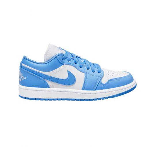 Tenis-Zapatillas-Air-Jordan-Slow-1-Celeste-Semibota