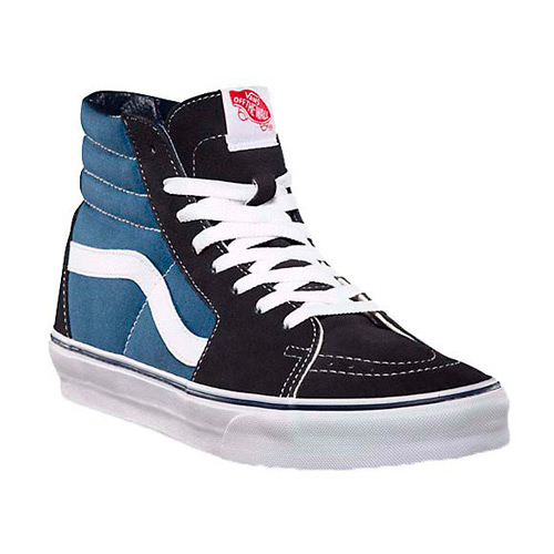 Tenis-Zapatillas-Vans-Old-School-Bota-Azul-Colombia