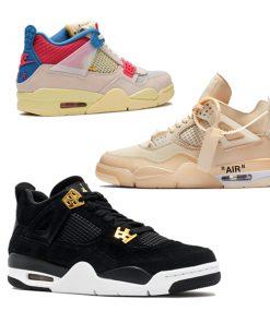 Tenis-Zapatillas-Air-Jordan-Retro-4-Mujer-Colombia-Contraentrega-envio-gratis