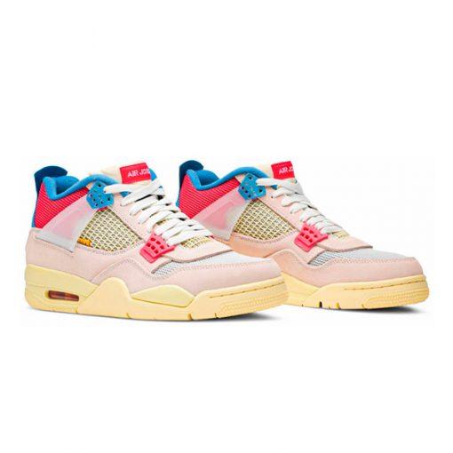 Tenis-Zapatillas-Air-Jordan-Retro-4-Mujer-Multicolor-Contraentrega-envio-gratis