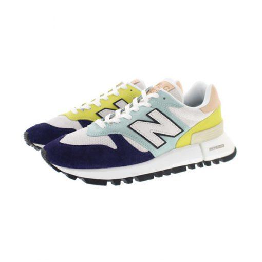 Tenis-Zapatillas-NB-1300-Mujer-Hombre-Contraentrega-Envio-Gratis-Colombia-Amarillo-Azul